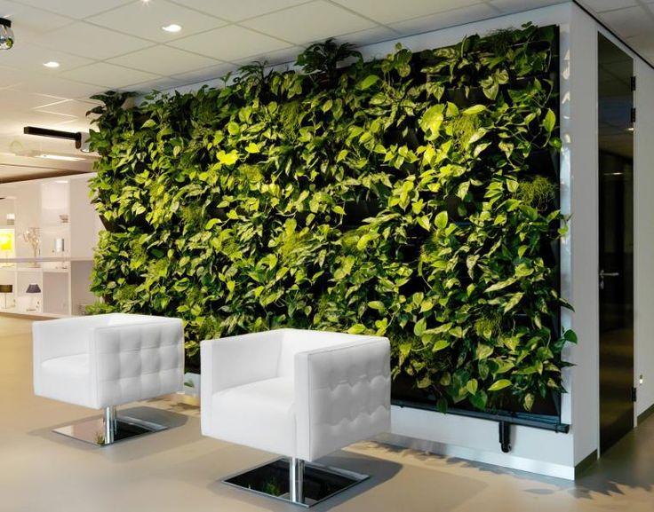 Groot groen in het interieur | OMG interieurontwerp
